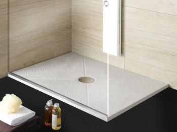 C mo limpiar la ducha de una manera r pida y eficiente conducha - Como limpiar el plato de ducha ...