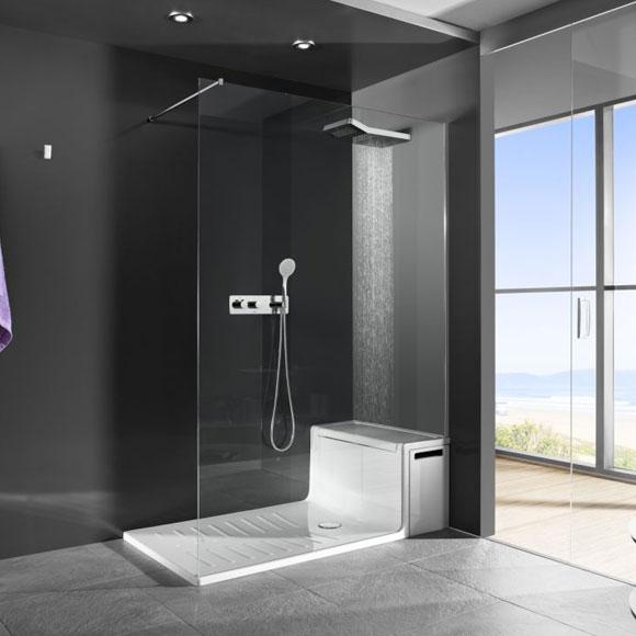 Los platos de ducha m s modernos - Fotos de duchas ...