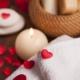 Baño en San Valentín, cómo decorar un baño romántico