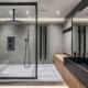 Baños oscuros, ideas y consejos para baños negros