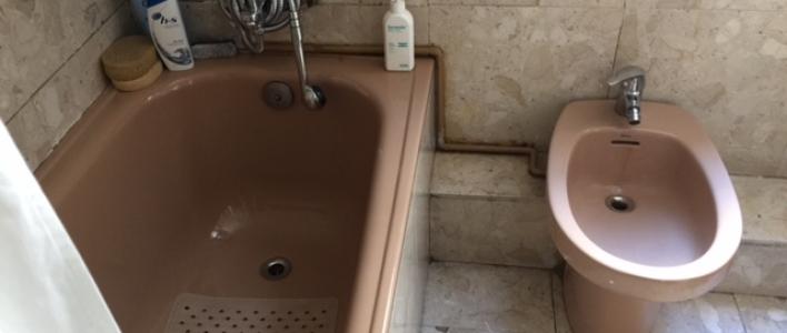 Problema con la bajante del inodoro