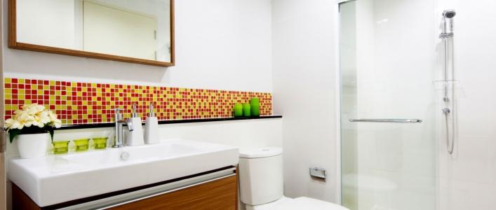 Los mejores colores para un baño pequeño