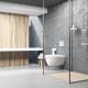 Platos de ducha de colores, una alternativa excelente