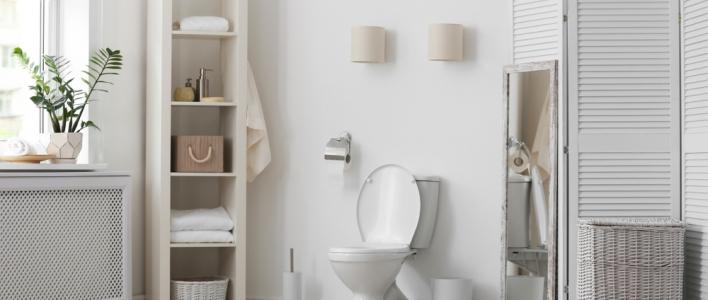 Dos baños en la misma casa, ¿misma línea decorativa?