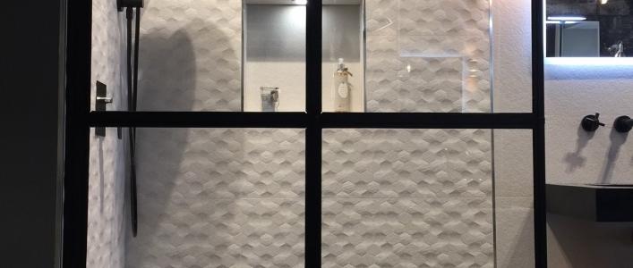 Las mamparas de ducha francesas marcan tendencia