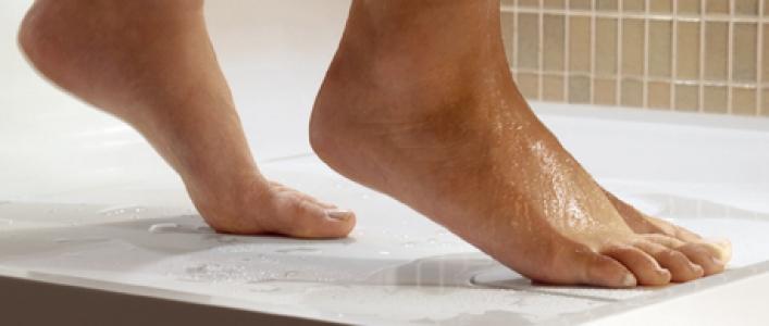 Siete errores que cometemos en la ducha