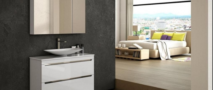 Nueva colección de muebles para el baño en Conducha