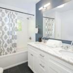 cortina o mampara de ducha Ventajas e inconvenientes