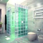 duchas de colores
